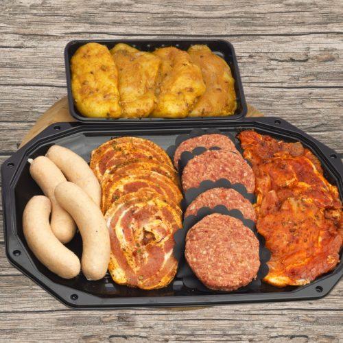BBQ-pakket standaard