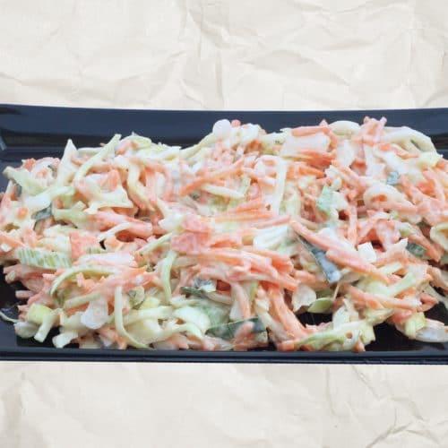 Wortel salade