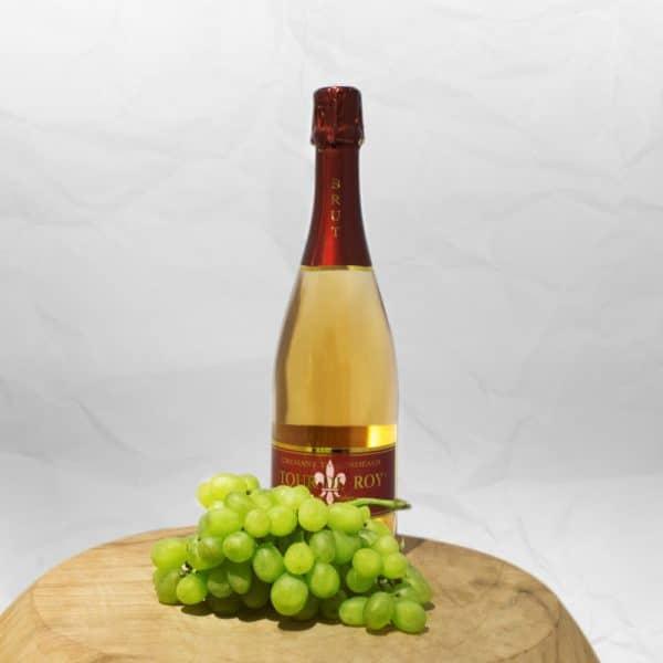 Cremant de Bordeaux Tour du Roy Brut rosé
