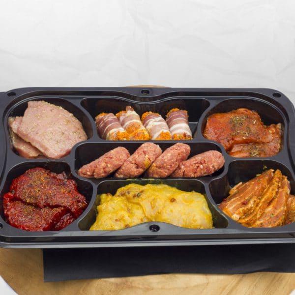 Gourmetpakket standaard