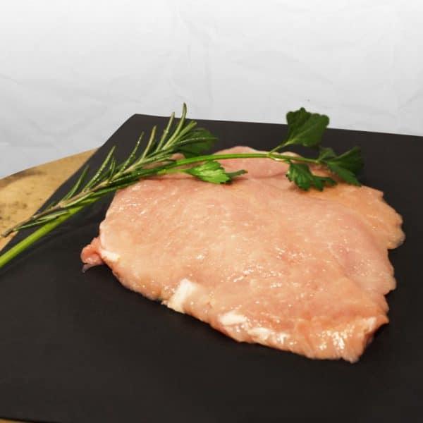 Schnitzel naturel (130 gram)