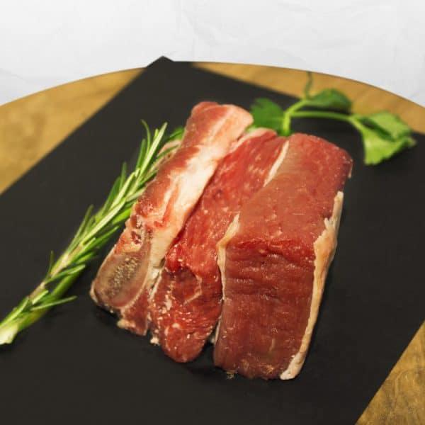 Soepvlees met been (350 gram)